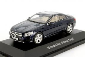 Mercedes-Benz S-Klasse Coupé 1:43