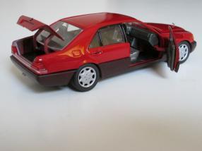 Mercedes-Benz W 140 Schabak Maßstab 1:43