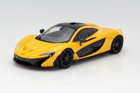 McLaren P1 Maßstab 1:18