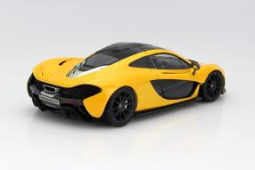 Modellauto McLaren P1 Maßstab 1:18