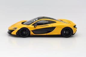model car McLaren P1 scale 1:18