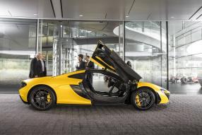 McLaren P1 McLaren Automotive Ltd.