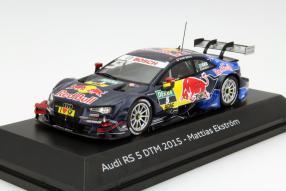 Audi RS 5 DTM Saison 2015 Maßstab 1:43