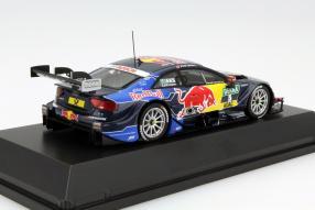 model car Audi RS 5 DTM Saison 2015 scale 1:43
