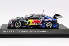 Modellauto Audi RS 5 DTM Saison 2015 Maßstab 1:43