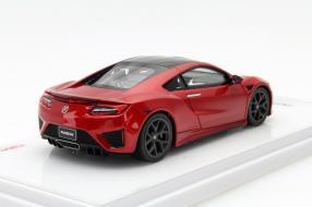 model car Acura NSX 2015 scale 1:43