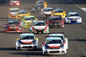 WTCC in Chang International Circuit