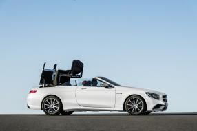Mercedes-Benz S-Klasse Cabriolet S 63 AMG