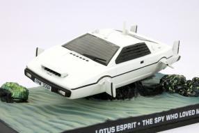 Lotus Esprit James Bond unter Wasser 1:43