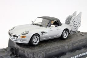 BMW Z8 James Bond 1:43