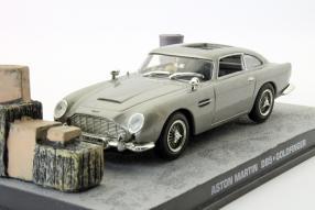 Aston Martin DB5 Goldfinger Modell 1:43