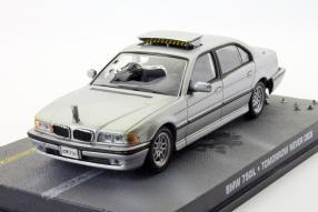 model car James Bond scale 1:43