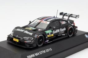 Modellauto BMW DTM Bruno Spengler 2015 Maßstab 1:43
