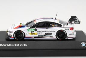 BMW DTM Martin Tomczyk 2015 Maßstab 1:43