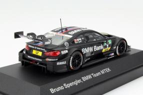 model car BMW DTM Bruno Spengler 2015 scale 1:43