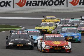 18. und letztes Rennen der DTM 2015