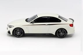 Modellauto BMW M235i Performance Maßstab 1:18