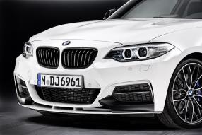 Vorbild: BMW M235i Performance