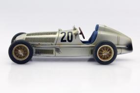 model car Mercedes-Benz W 25 1934 scale 1:18