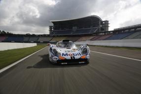 Porsche 911 GT1 Siegerwagen Le Mans 1998