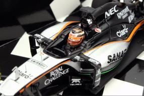 Nico Hülkenberg Modellauto Formel 1 2015 Maßstab 1:43