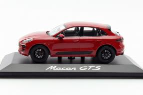 Modellauto Porsche Macan GTS Maßstab 1:43