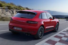 Porsche Macan GTS Modelljahr 2016