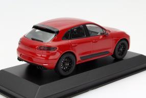 model car Porsche Macan GTS scale 1:43 Minichamps