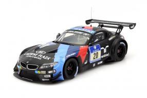 BMW Z4 GT3 Nürburgring 2013 Maßstab 1:18