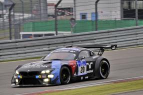 BMW Z4 GT3 BMW Team Schubert Nürburgring 2013