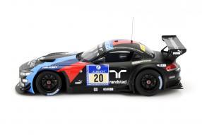 Modellauto BMW Z4 GT3 Nürburgring 2013 Maßstab 1:18