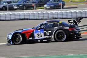 BMW Team Schubert BMW Z4 GT3 Nürburgring 2013