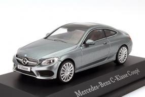 Mercedes-Benz C-Klasse Coupé 1:43
