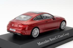 Modellauto Mercedes-Benz C-Klasse Coupé 1:43