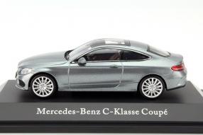 Model car Mercedes-Benz C-Klasse Coupé scale 1:43
