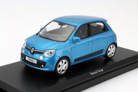 Modellauto neuer Renault Twingo III Maßstab 1:43