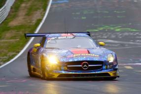Mercedes-Benz SLS AMG GT3 Team Premio