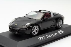 Porsche 911 991/II Targa von Herpa im Maßstab 1:43