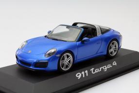 Herpa Porsche 911 991/II Targa Maßstab 1:43