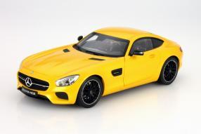 Mercedes-AMG GT S Maßstab 1:18 von Norev