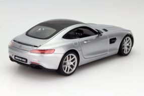 Model car Mercedes-AMG GT Maisto scale 1:18