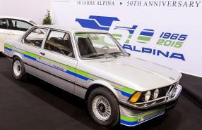 Alpina im Classic & Prestige Salon Essen Motor Show 2015