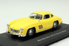 Mercedes-Benz 300 SL Pop Art Edition 1:43