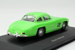 model car Mercedes-Benz 300 SL Pop Art Edition scale 1:43