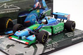 Benetton Ford B194 Michael Schumacher 1994 1:43