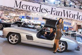 Lance David Arnold Essen Motor Show 2015