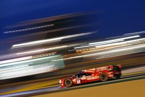 Porsche 919 Le Mans 2015
