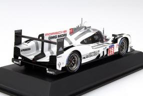 model car Porsche 919 Le Mans 2015 scale 1:43