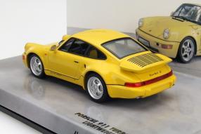Modellauto Porsche 911 / 964 Turbo Leichtbau 1992 Maßstab 1:43
