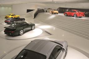 Porsche Museum zeigt 25 Jahre Exclusive